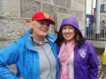 Liona O'Toole with Jackie Kearney at Lucan Festival