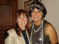 "Cllr. Liona O'Toole with Lisa Tuite at Lucan Sarsfields ""Strictly"" Fundraiser"