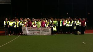 Lucan Operation Transformation Group Photo