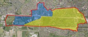 Clonburris SDZ map